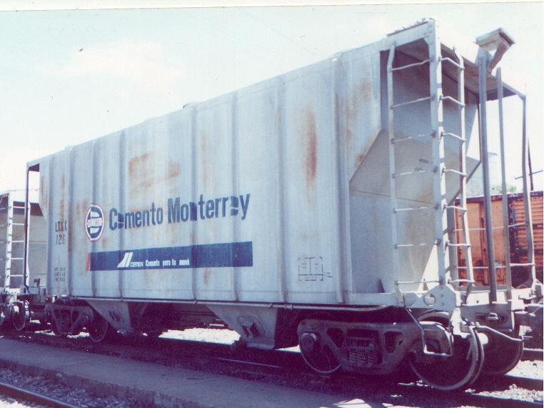 CEMENTO MONTERREY LTTX LO 126
