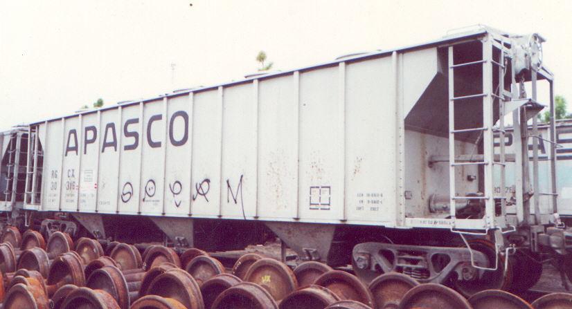 APASCO RGCX LO 30316