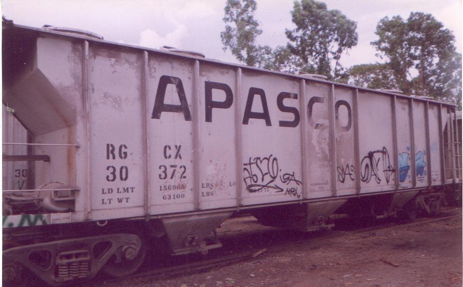APASCO RGCX LO 30372