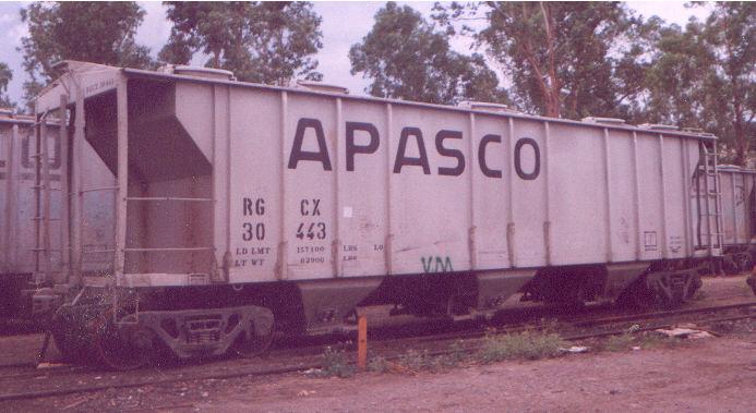 APASCO RGCX LO 30443